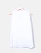 Blusa blanca volantes Etnia