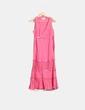 Vestido rosa con paillettes  Flamenco