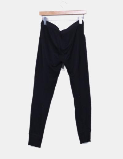 ffe92f7a2 Pantalón chandal negro