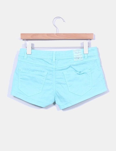 Shorts verde mint