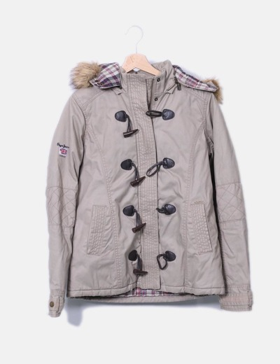 Trench coat Pepe Jeans
