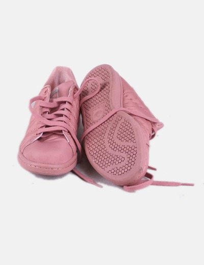 Zapatilla rosa adidas smith