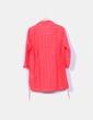 Camisola roja de rayas NoName