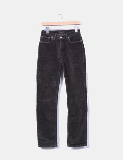 Pantalón kaki micropana Easy Wear
