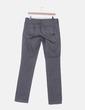 Pantalón denim gris Massimo Dutti