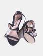 Chaussures noires à talons Lefties
