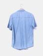 Camisa denim clara manga corta NoName