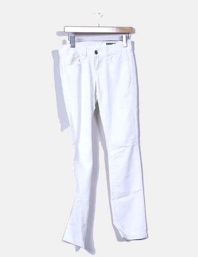 Pantalón blanco Fornarina