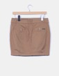 Mini falda camel Pull & Bear