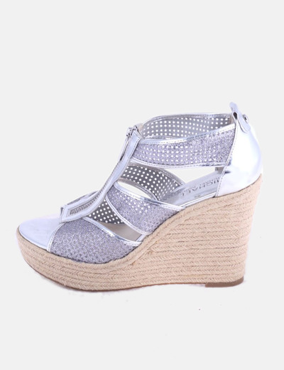 Sapatos de cunha Michael Kors