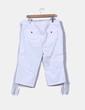 Pantalón blanco pirata C&A