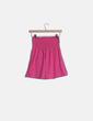 Falda rosa cintura nido abeja Red Way