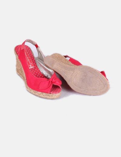 Noname Cuñadescuento 86Micolet Rojo En Color Sandalia W2EDHY9I