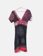 Vestido escotado colores Desigual