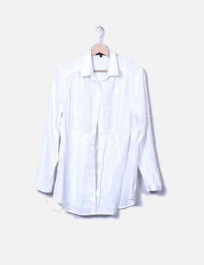 Camisa de rayas larga Southern Cotton