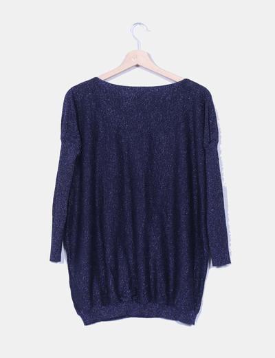 Belcci Jersey azul marino brillos azules (descuento 68%) - Micolet 6e0e505c7deb