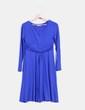 Vestido azul manga larga NoName
