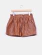Mini falda marrón  Isaco & Kawa