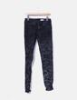 Jeans denim floral H&M