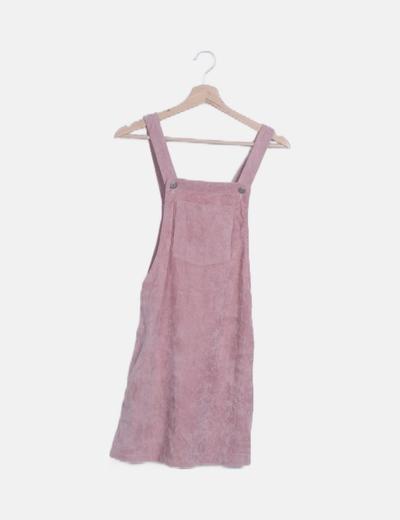 Vestido pichi rosa