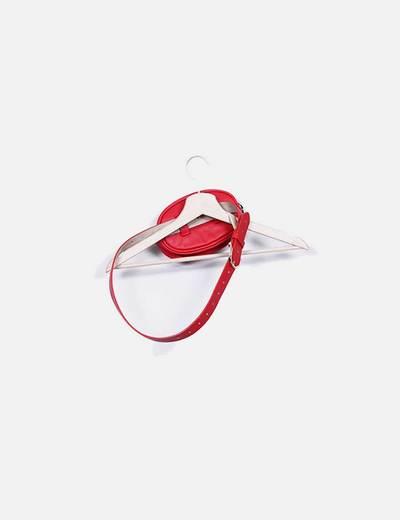 Cinturon rinonera rojo