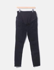 7041c84a0e6 Jeans denim premamá negro Kiabi