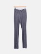Pantalon tercipelo gris JEANS