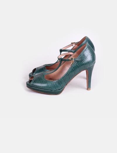 Zapatos verdes Fosco para mujer a5cESfI8