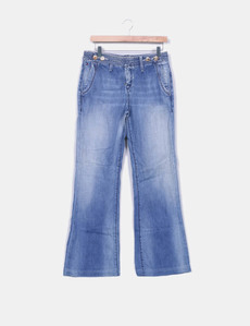 Jeans azul recto Tommy Hilfiger