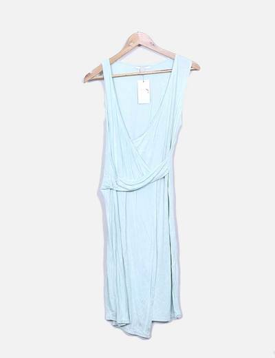 Vestido de menta Suiteblanco