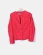 Camisa roja con escote  Adolfo Dominguez
