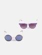 Conjunto gafas de sol combinadas Parfois