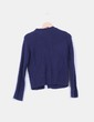 Cardigan de punto navy Atmosphere