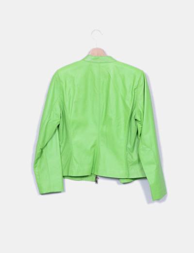 Biker verde
