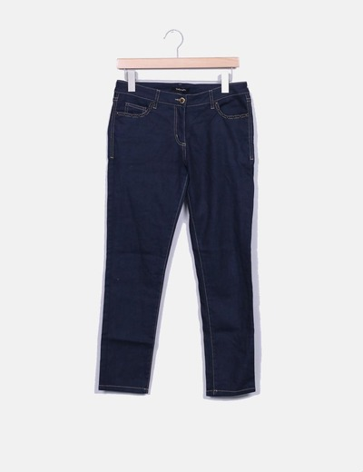 Jeans denim oscuro Tintoretto