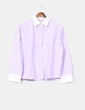 Camisa rayas lila y rosa NoName