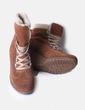 Chaussures à scratch Naf Naf
