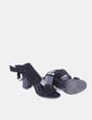 Sandalias ante negro NA-KD