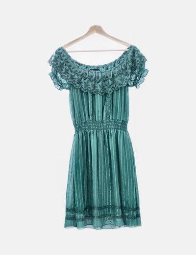 Vestido midi Mina UK