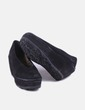 Zapatos plataforma negros FLY