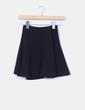 Minifalda negra  Pull&Bear