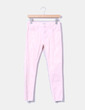 Jeans denim pitillo rosa baby Armonias