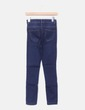 Elastic denim trousers calcedonia