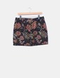 Mini falda print floral J. Arggido
