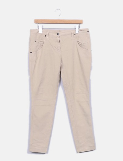 Jeans denim camel Benetton
