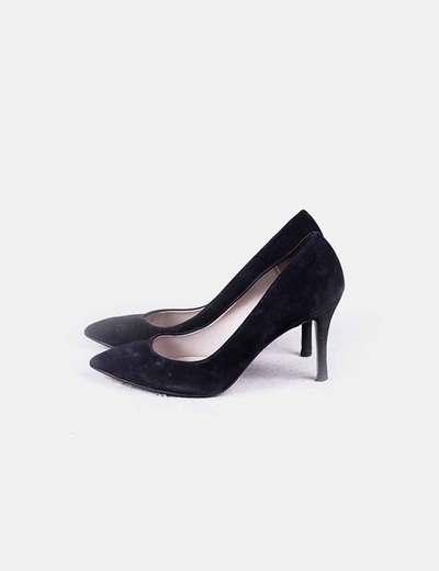Zapato salón negro Zara