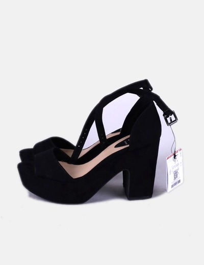 Sapatos de tacão Bershka