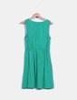 Vestido verde Pull&Bear