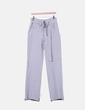 Pantalón recto rayas azules Hoss Intropia