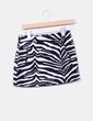 Falda print zebra  NoName